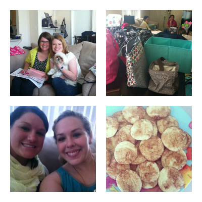 Vintage Modern Wife Thirty One Party