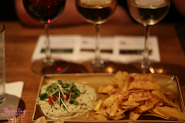 Ever heard of edamame hummus?  Try it out now at your local PF Chang's Dallas locations- part of their small plates menu!