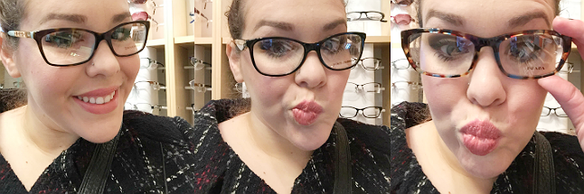 Looking for the perfect glasses for your face but can't seem to have any luck? LensCrafters is amazing and helped me pick the perfect glasses! #LensCraftersCrowd #ad