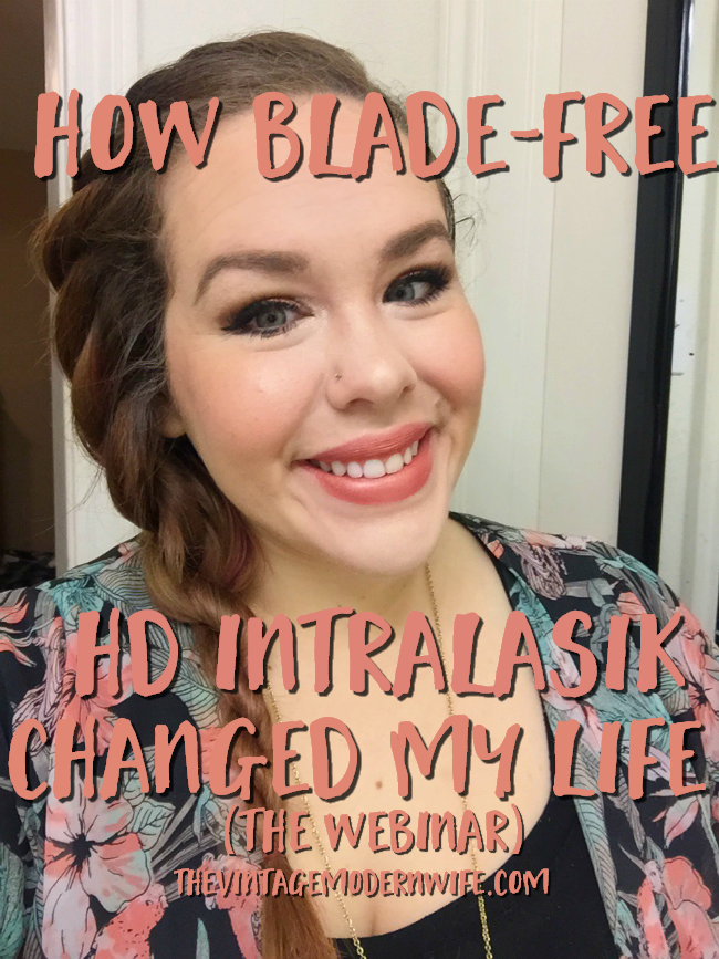 Considering getting LASIK done? Check out how BladeFree HD IntraLASIK changed this woman's life. She documented from the pre-op to the post op! Plus, join her for a webinar to get all your questions asked by a Kleiman|Evangelista Eye Center doctor!