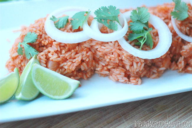Easy 10 minute mexican recipes