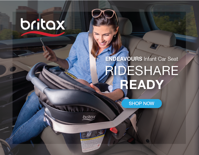 September is car seat safety month and the Britax Endeavours is the perfect new car seat for your child.