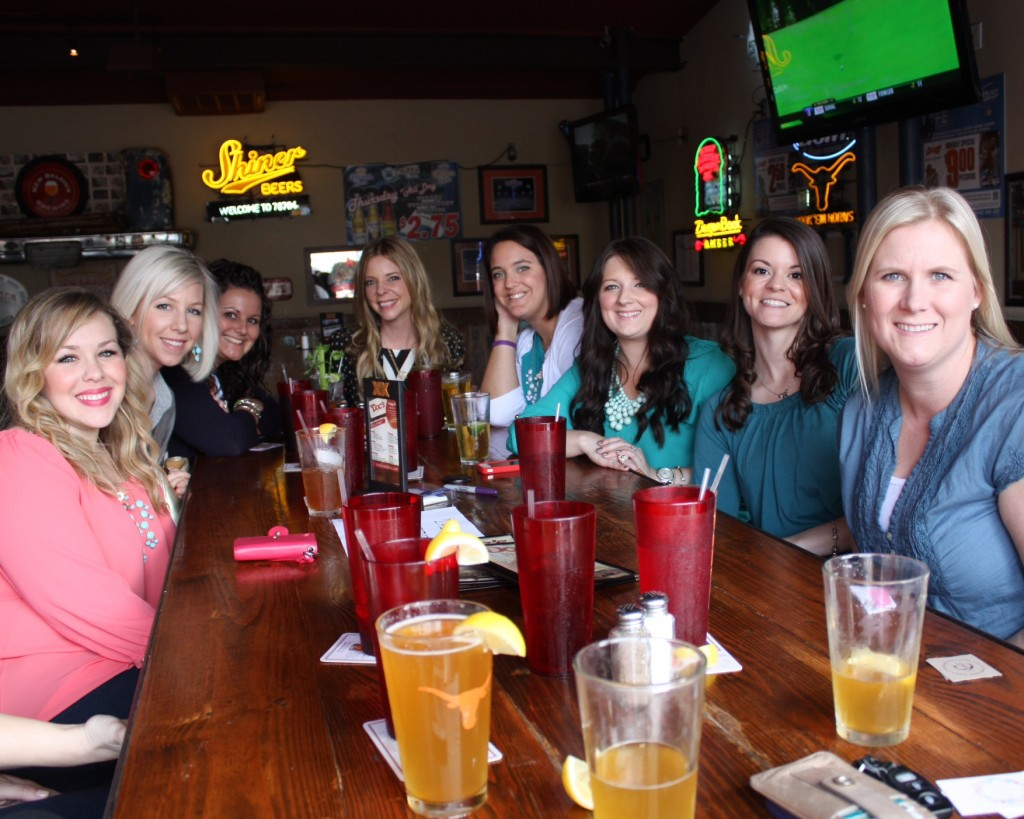 Austin Blogger Meet Up Jan 2013
