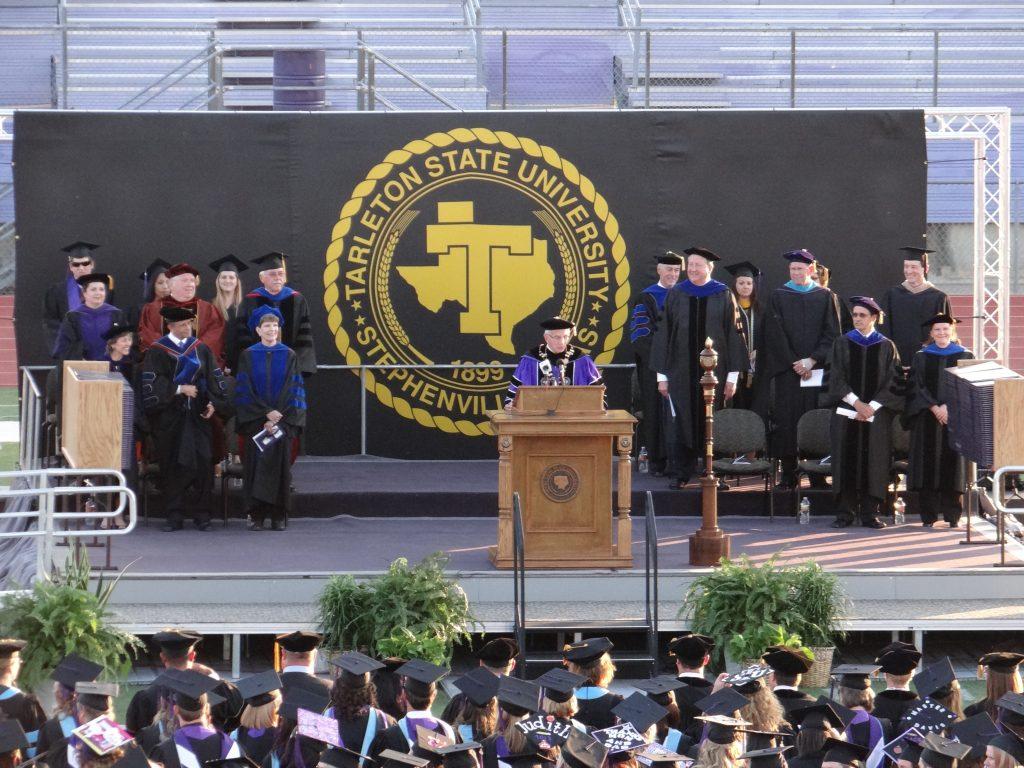 Tarleton graduation