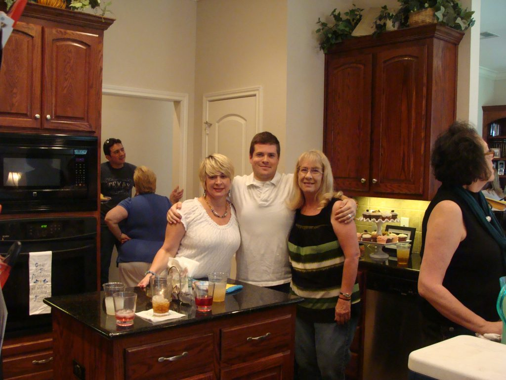 mathew and his aunts