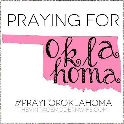 Praying for Oklahoma #prayforoklahoma