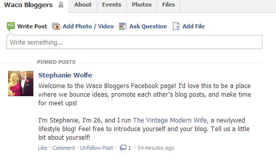 waco bloggers