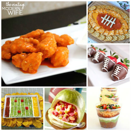 Planning the perfect Superbowl party? Here are some fun Superbowl food ideas that everyone will love!