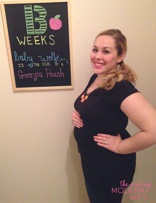 13 weeks pregnant going slow when dating 6