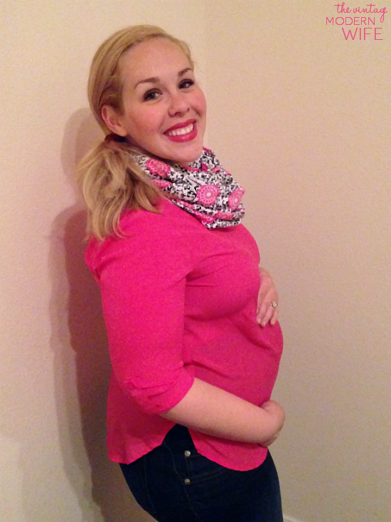 This infinity nursing scarf from Linzy Dawn Designs is the perfect essential for a diaper bag!