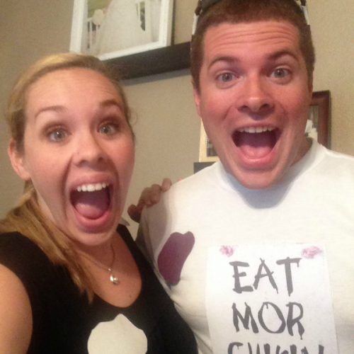 Ever heard of Cow Appreciation Day? The Vintage Modern Wife talks about the silliest date she and her husband have ever had!