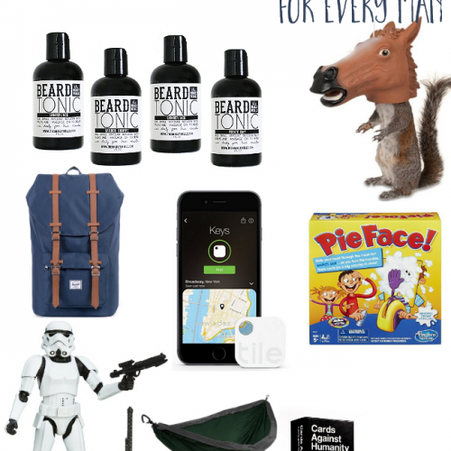 Not sure what to get the men in your life for Christmas? Time is running out but you don't have to panic with this Christmas gifts for every man gift guide!