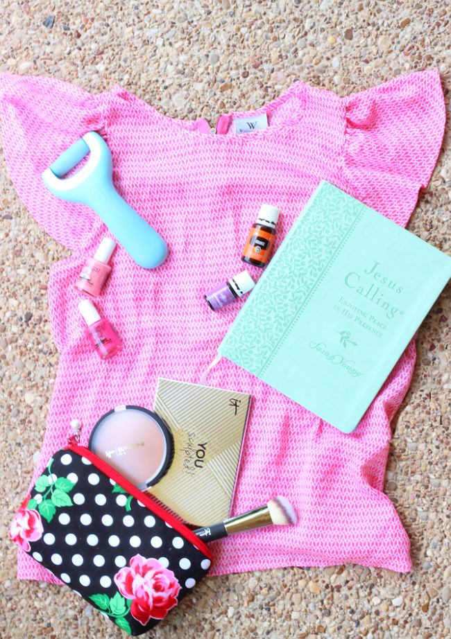 Self care is such an important thing for all moms. I love the 5 small ways this blogger does to spring into self care! #amopecrowd #doyouamope #ad