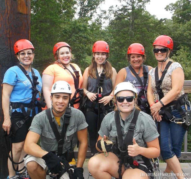 Looking for something adventurous to do while visiting Branson? Don't skip out on ziplining at Branson Zipline! #explorebranson