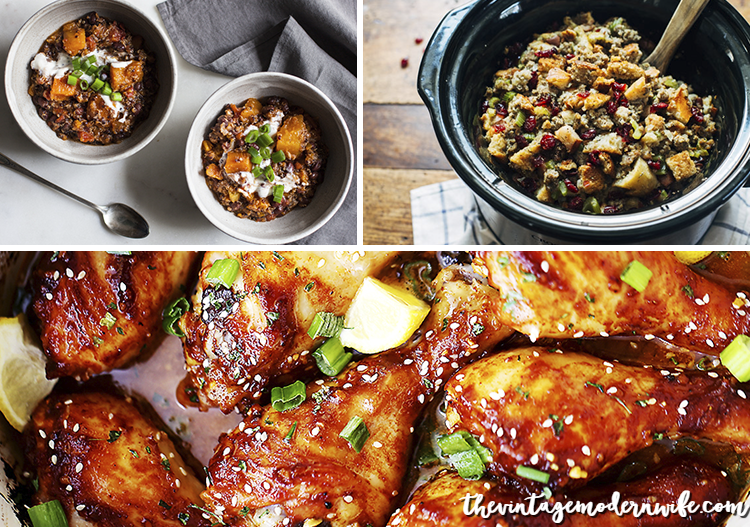 Looking for slow cooker recipes? This comforting collection has so many amazing recipes, you won't want to cook without a slow cooker again!