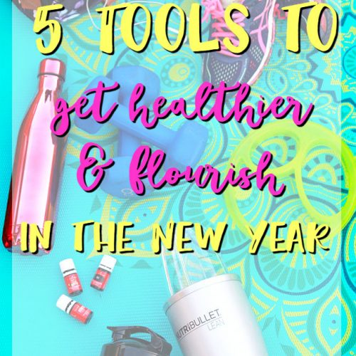 Want to get healthier and keep the weight off? These 5 tools to get healthier and flourish are so easy you can implement them today and lose weight!