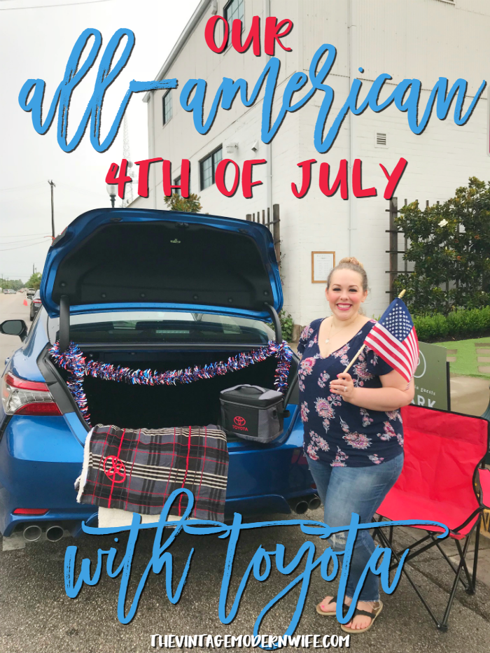 Check Out How The Vintage Modern Wife And Her Family Had An All American 4th