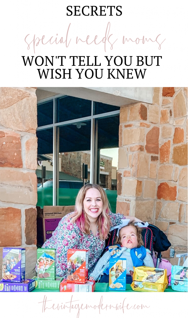 Ever wondered what special needs moms think? Check out these secrets special needs moms won't tell you but wish you knew!