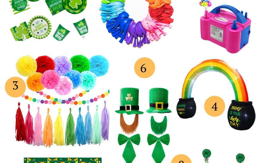 Plan The Pinterest-Perfect St. Patrick's Day Party