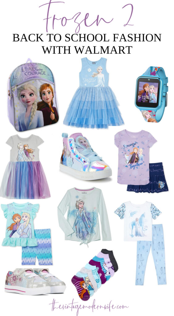 Looking for gear to head back to school? This roundup of Frozen 2 back to school fashion is perfect for the kid heading to school, homeschooling, or doing virtual learning!