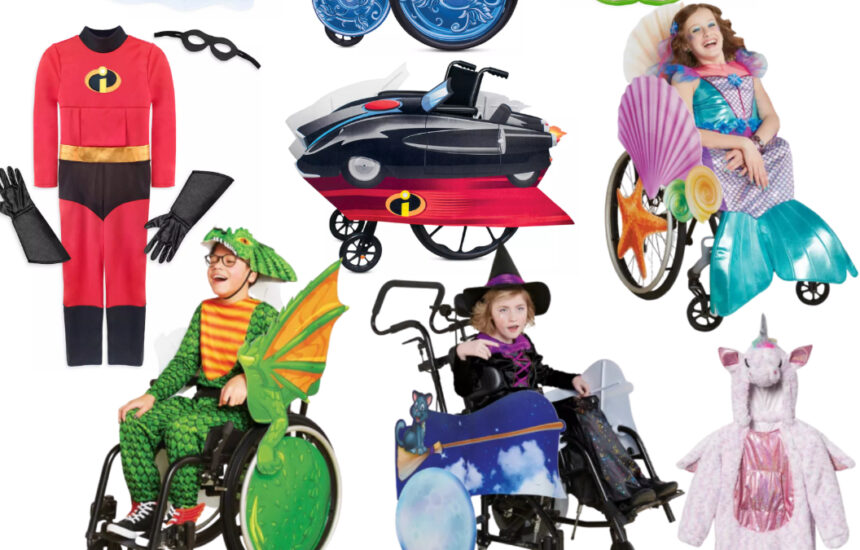 The Best Adaptive Halloween Costumes for Kids with Special Needs