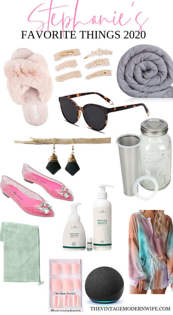 Looking for holiday gifts? Check out my favorite things for 2020! I've used every product religiously throughout 2020 and each one is perfect as a gift!