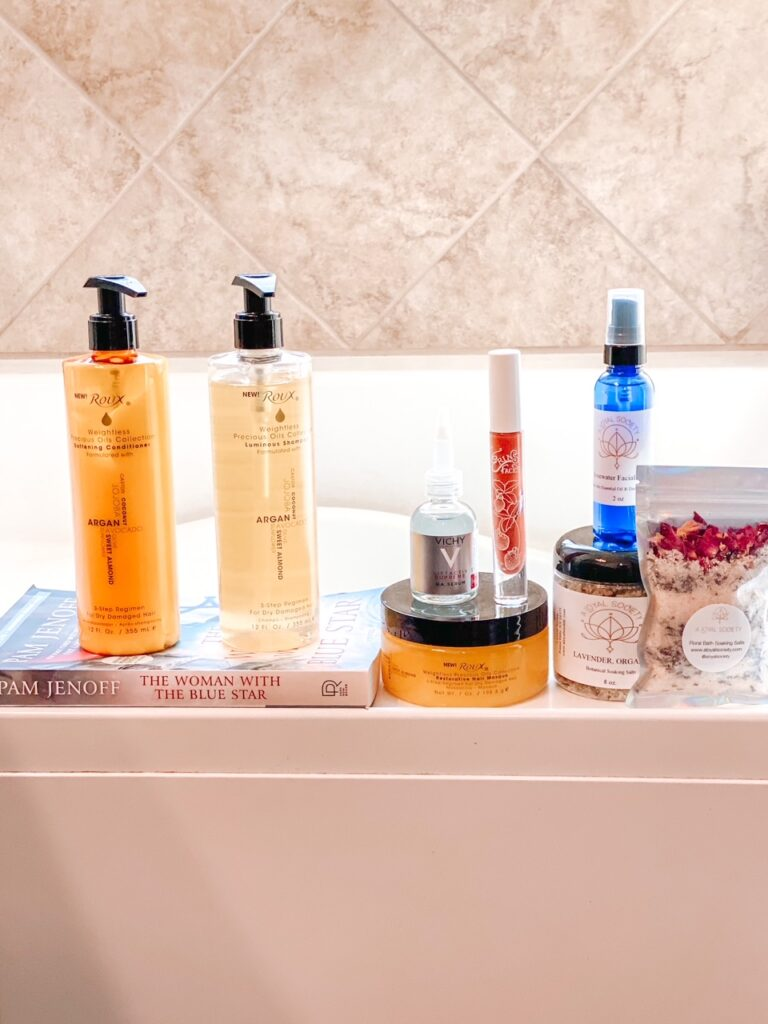 Looking for self care products to pamper yourself? Look no further than this great group of gifts!