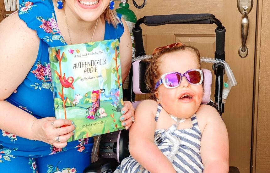 Stop Awkwardness & Normalize Conversations About Disabilities with Authentically Addie
