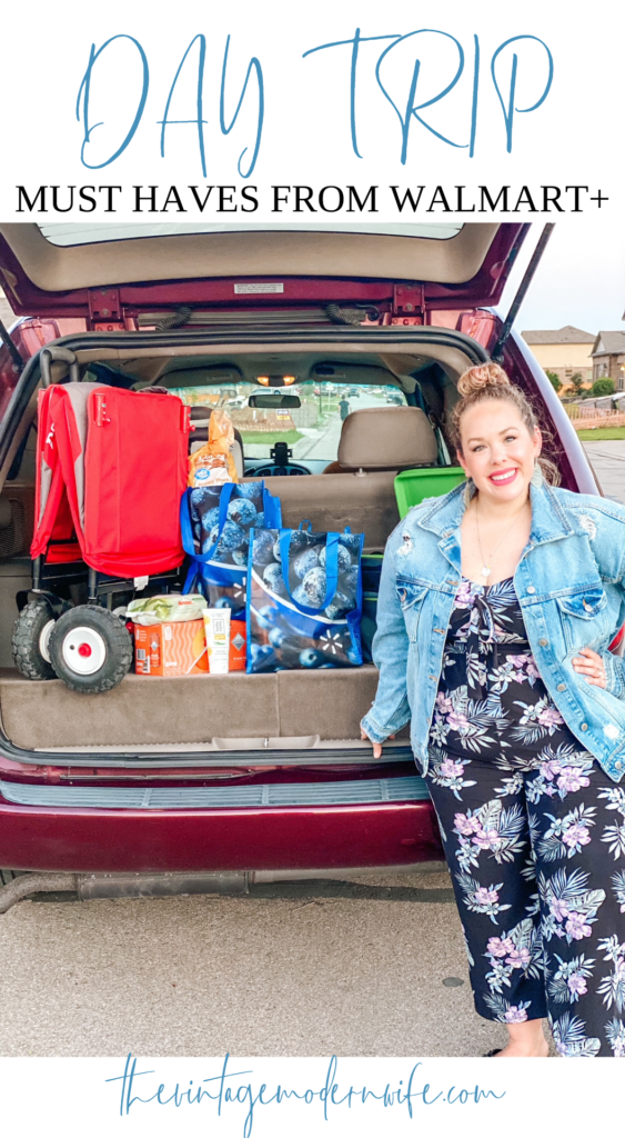 ad: Love taking day trips and exploring with your family? These day trip must haves with Walmart+ are great for playing tourist in your hometown or being an actual tourist a few hours away! Plus, get a FREE Walmart+ trial!